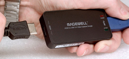 Magewell video capture devices available from ZEN Computer