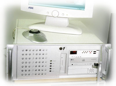 Sample PC system