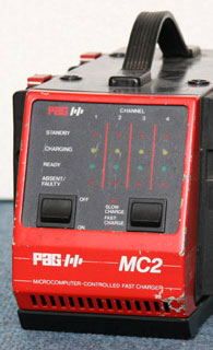 PAG MC2 Battery charger