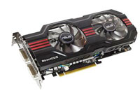 Asus GTX560 Ti graphics card