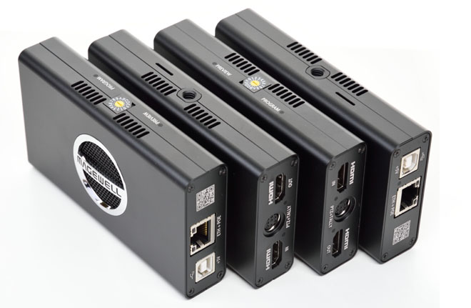 Magewell NDI video converters available from ZEN Computer