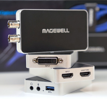 Magewell USB Capture Plus HDMI SDI DVI