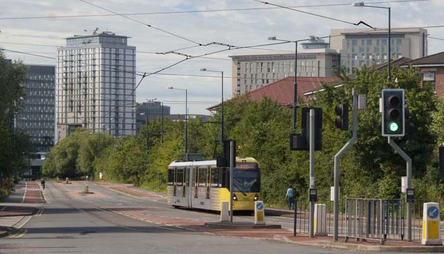 Taken Jun '11 from the corner of Eccles New Rd & South Langworthy Rd, with Media City in the background